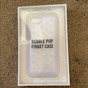 Bubble Pop Fidget iPhone Case